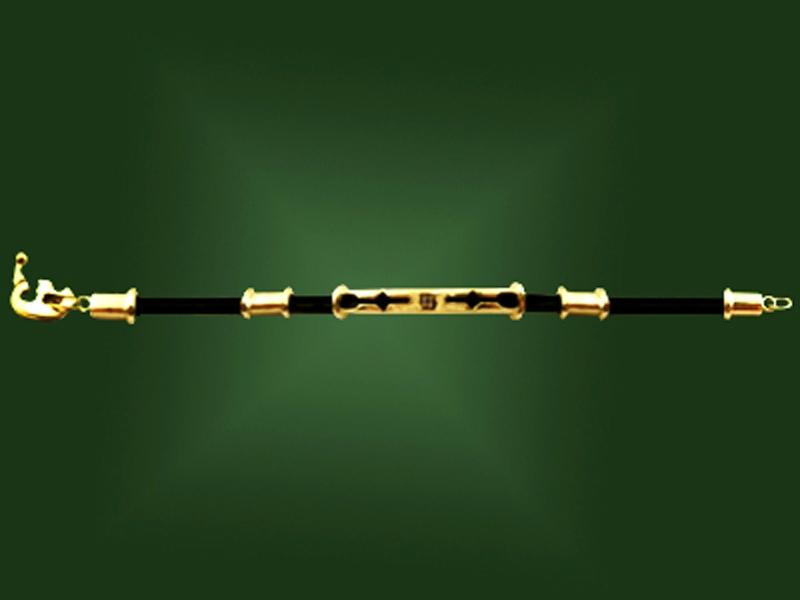 Золотой браслет БР-003