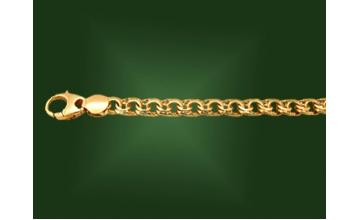 Золотой браслет БР-005