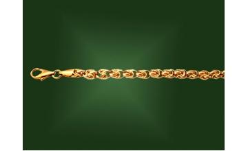 Золотой браслет БР-008
