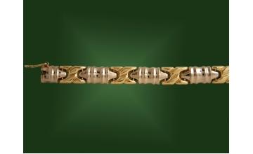 Золотой браслет БР-011