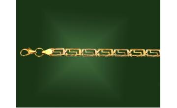 Золотой браслет БР-041