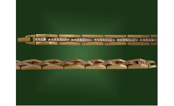 Золотой браслет БР-051 -1