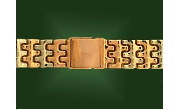 Золотой браслет БР-062
