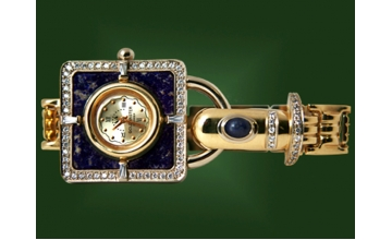 Золотые часы Ч-007