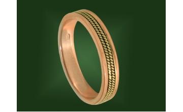 Золотое кольцо К-040