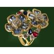 Золотое кольцо К-043