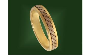 Золотое кольцо К-058