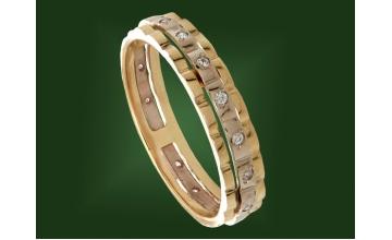 Золотое кольцо К-141