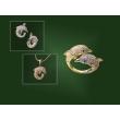 Золотое кольцо К-167