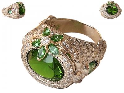 Золотое кольцо К-190