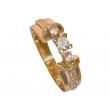 Золотое кольцо К-193