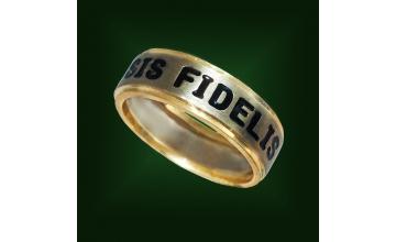 Золотое кольцо К-195