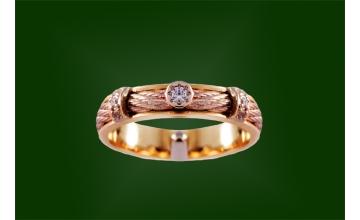 Золотое кольцо К-200