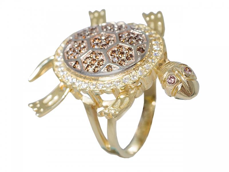 Золотое кольцо К-205