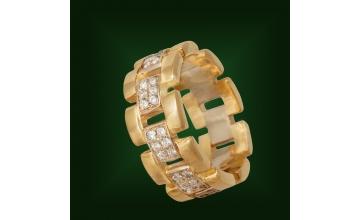 Золотое кольцо К-231-2