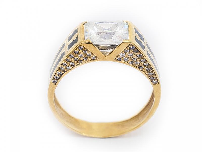 Золотое кольцо К-281