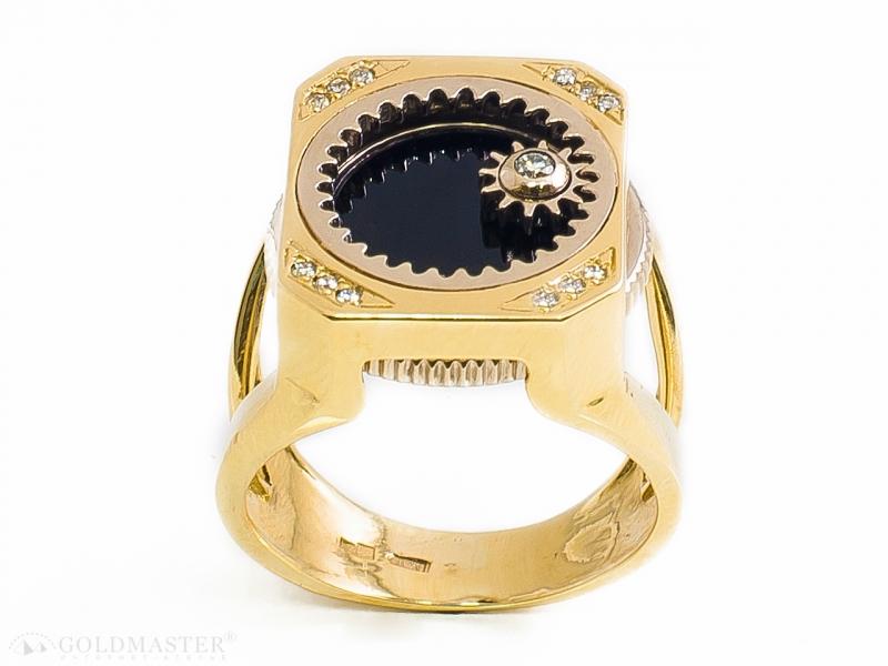 Золотое кольцо К-294