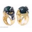 Золотое кольцо К-305