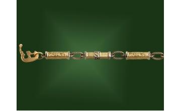 Золотая цепь Ц-003