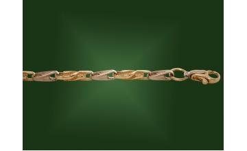 Золотая цепь Ц-012