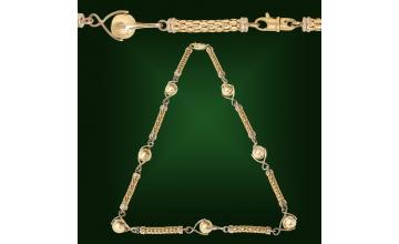 Золотая цепь Ц-021-1