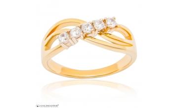 Золотое кольцо К-352