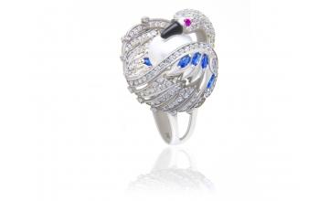 Золотое кольцо К-346