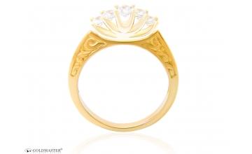 Золотое кольцо К-355