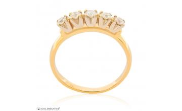 Золотое кольцо К-265