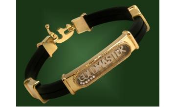 Золотой браслет БР-002