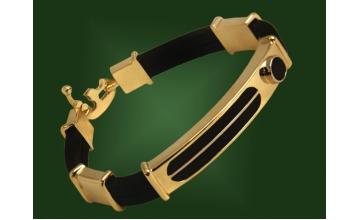 Золотой браслет БР-004