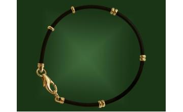 Золотой браслет БР-017