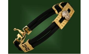 Золотой браслет БР-020