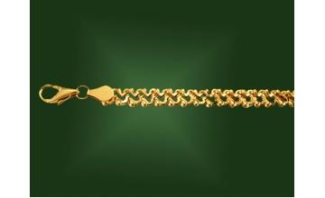Золотой браслет БР-022