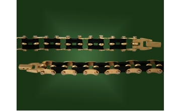 Золотой браслет БР-028
