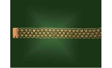 Золотой браслет БР-035