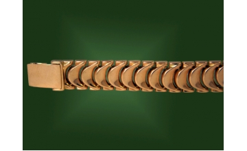 Золотой браслет БР-042