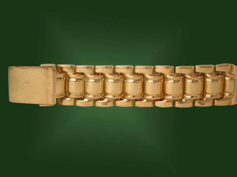 Золотой браслет БР-044