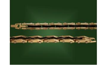 Золотой браслет БР-051