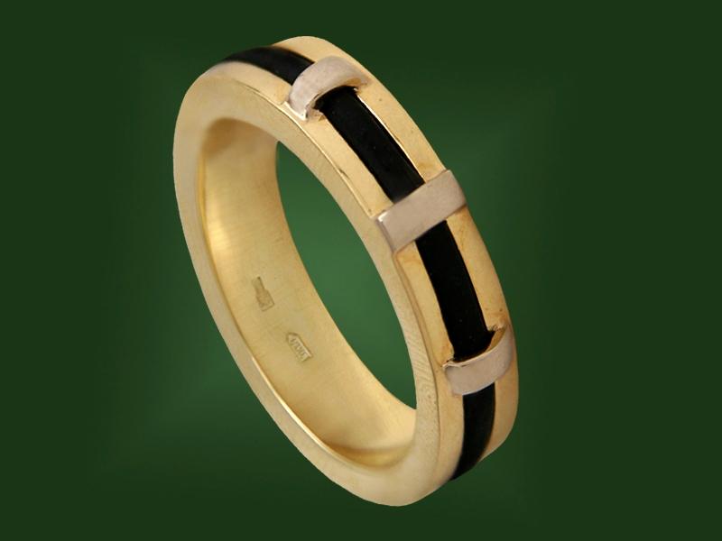Золотое кольцо К-026