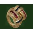 Золотое кольцо К-096