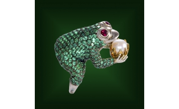 Золотое кольцо К-045