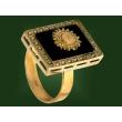 Золотое кольцо К-092