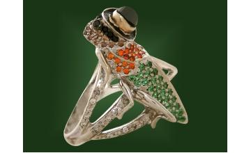 Золотое кольцо К-144