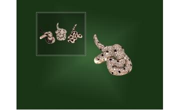 Золотое кольцо К-164-3
