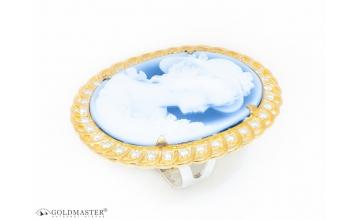 Золотое кольцо К-172-1