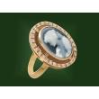 Золотое кольцо К-172