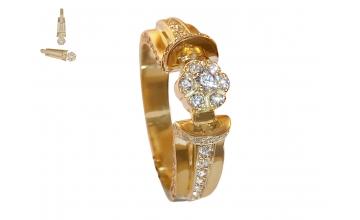 Золотое кольцо К-192