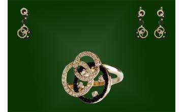 Золотое кольцо К-201