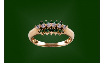 Золотое кольцо К-204